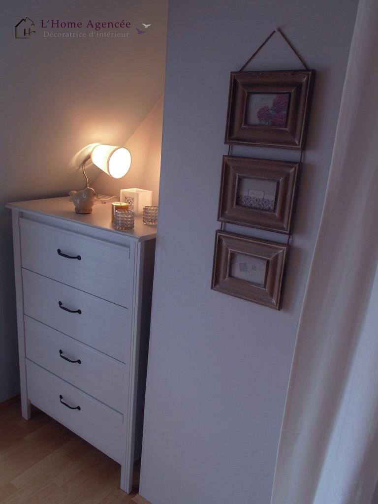 D coration d 39 une chambre coucher l 39 home agenc e for Decoration d une chambre a coucher