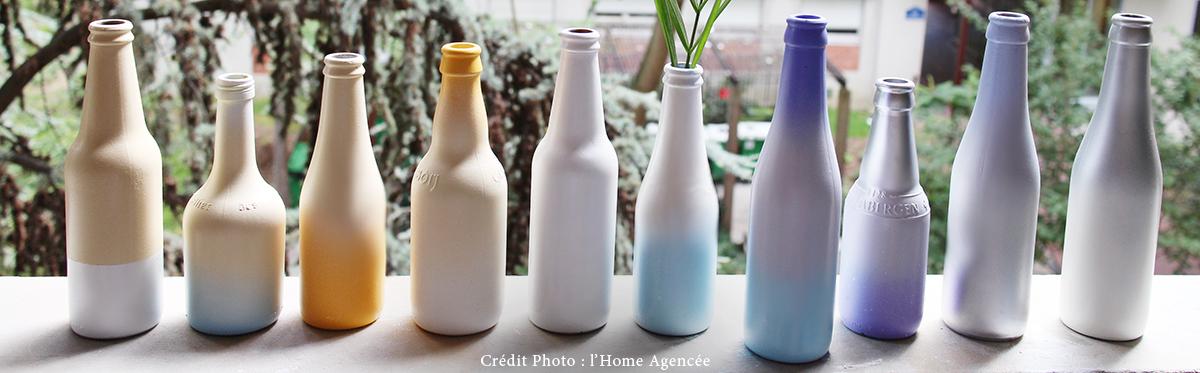 DIY : vases en verre