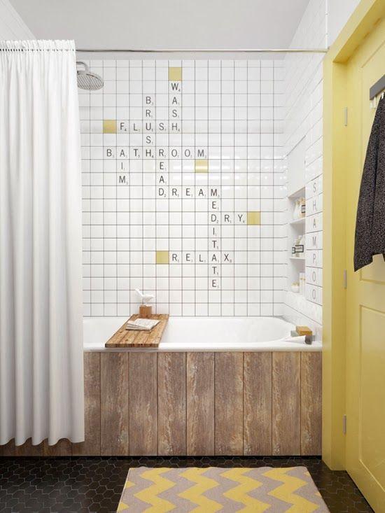 Salle de bain scandinave | L\'Home Agencée