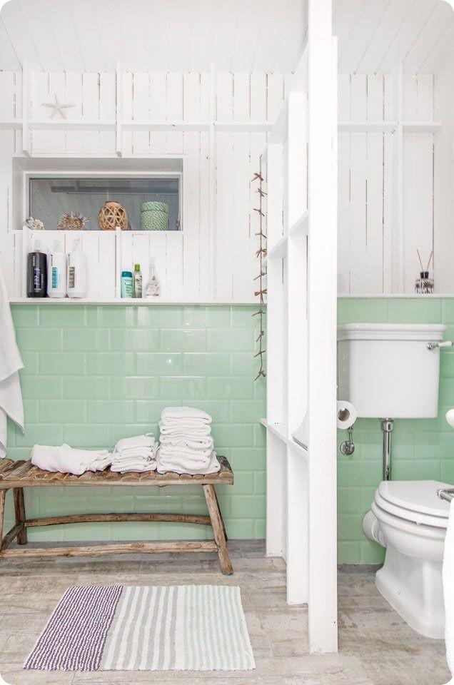 Salle de bain scandinave l 39 home agenc e for Carrelage salle de bain scandinave