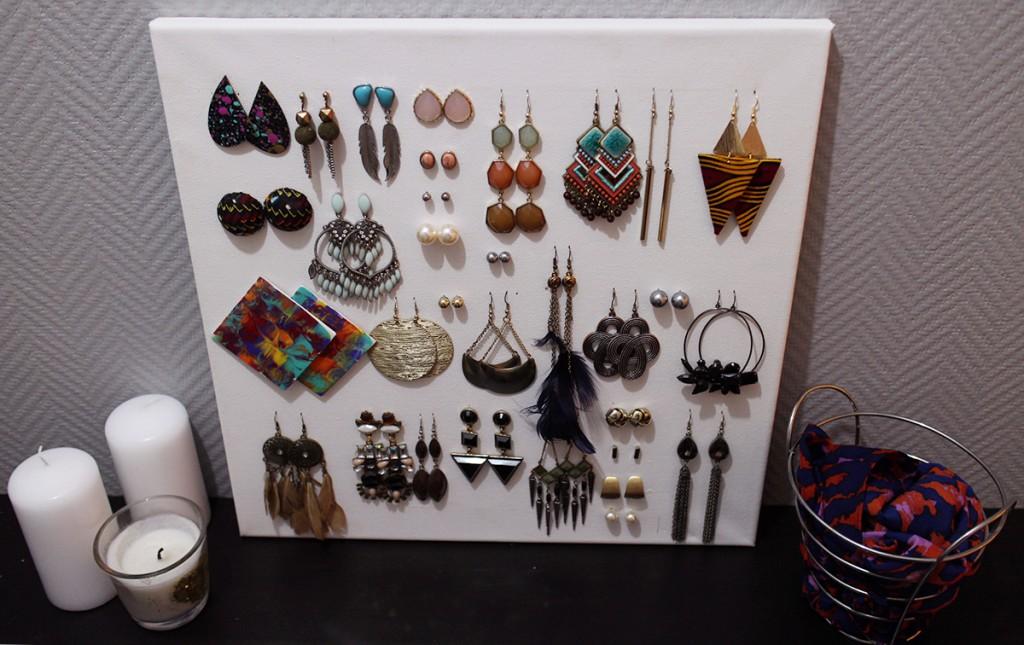 diy porte bijoux l 39 home agenc e. Black Bedroom Furniture Sets. Home Design Ideas