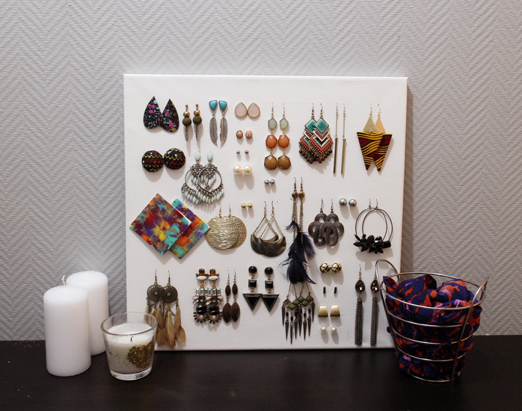 Favori DIY - Porte Bijoux | L'Home Agencée ET38