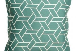 Housse de coussin jacquard 14,99 € H&M Home