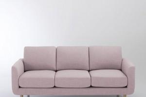 Canapé 3 places Jimi 429,76€ la redoute interieur