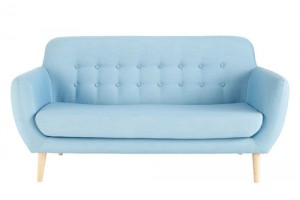 Canapé fixe 2 places Iceberg 369,40 € Maisons du monde