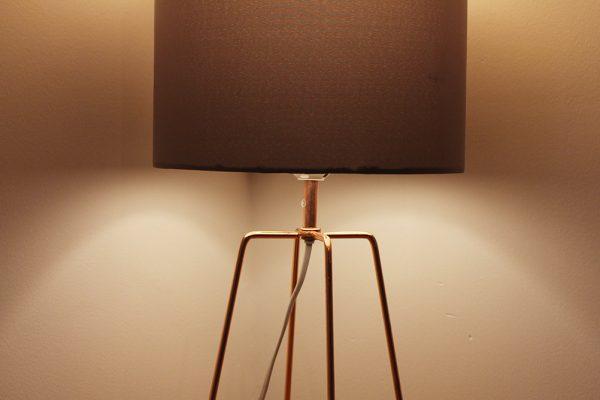 zoom lampe chevet