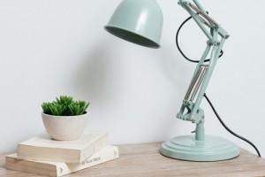 Lampe de bureau PATERSON 49,99€ maisons du monde